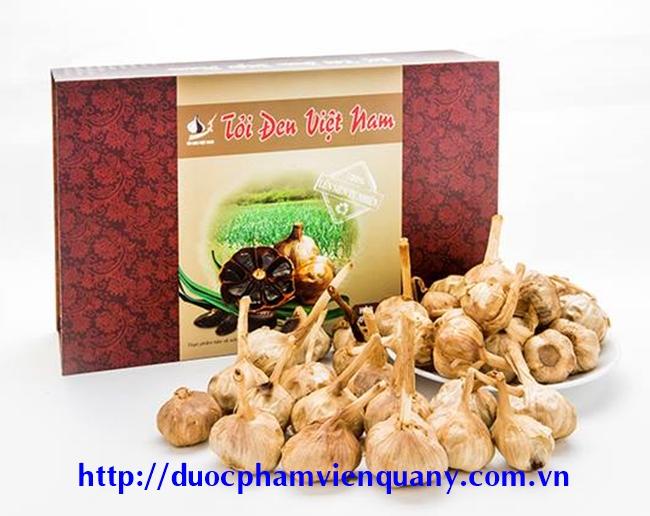 Tỏi Đen Nhiều Nhánh Việt Nam-1