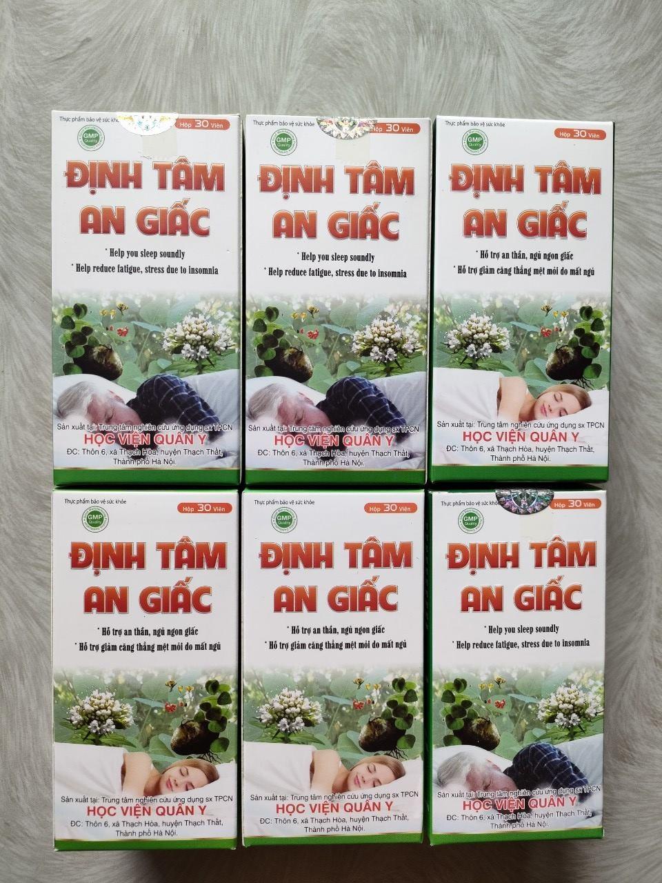 Dinh Tam An Giac 20212