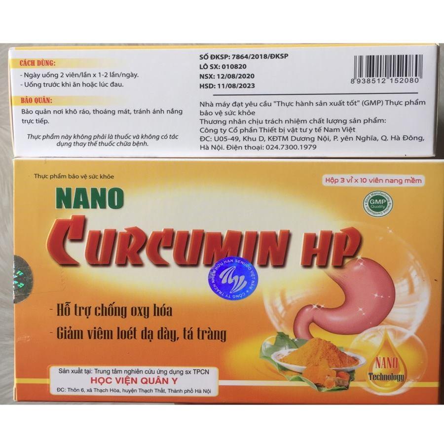 Nano Curcumin Hp 2020 12