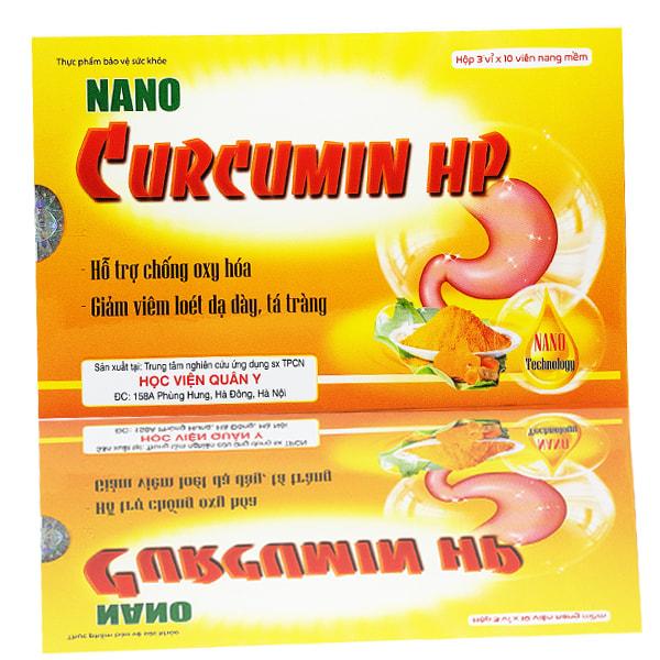 Nano Curcumin Hp1
